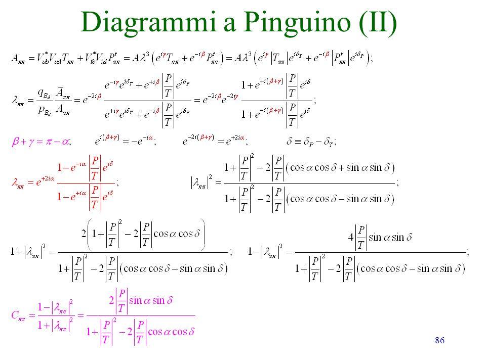 86 Diagrammi a Pinguino (II)