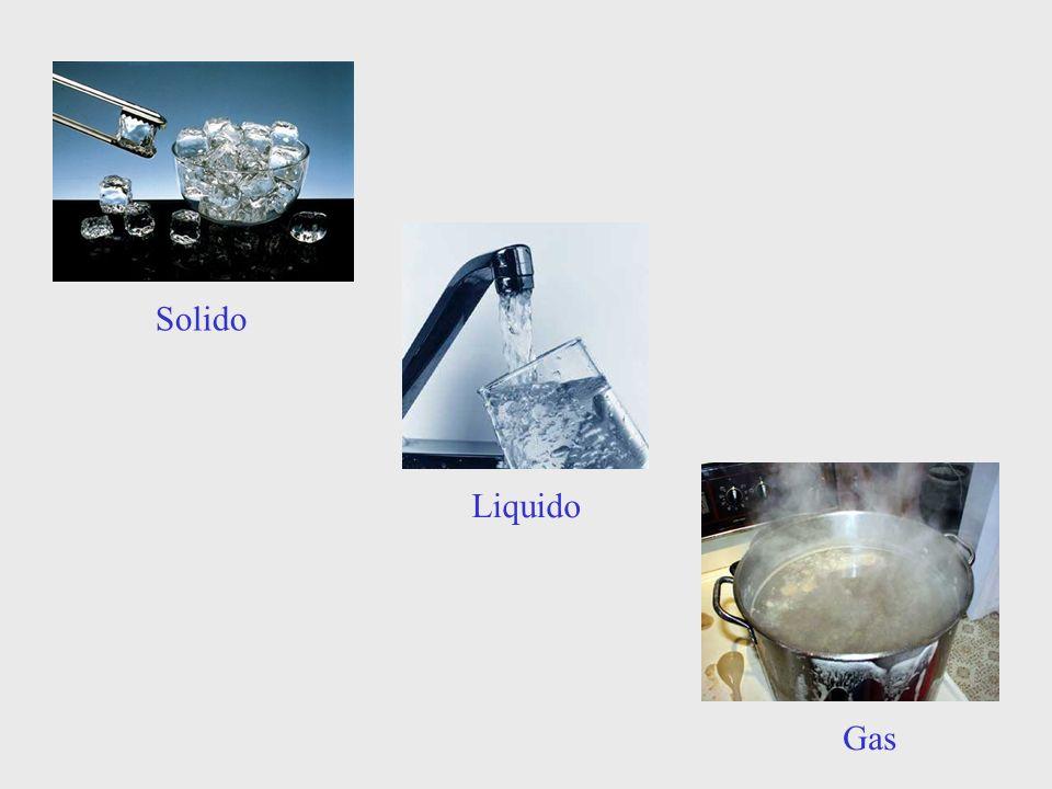 Solido Liquido Gas