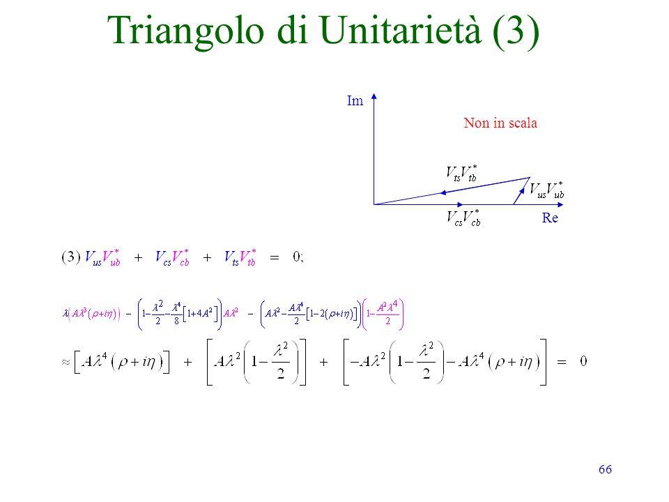 66 Im Re Non in scala Triangolo di Unitarietà (3)