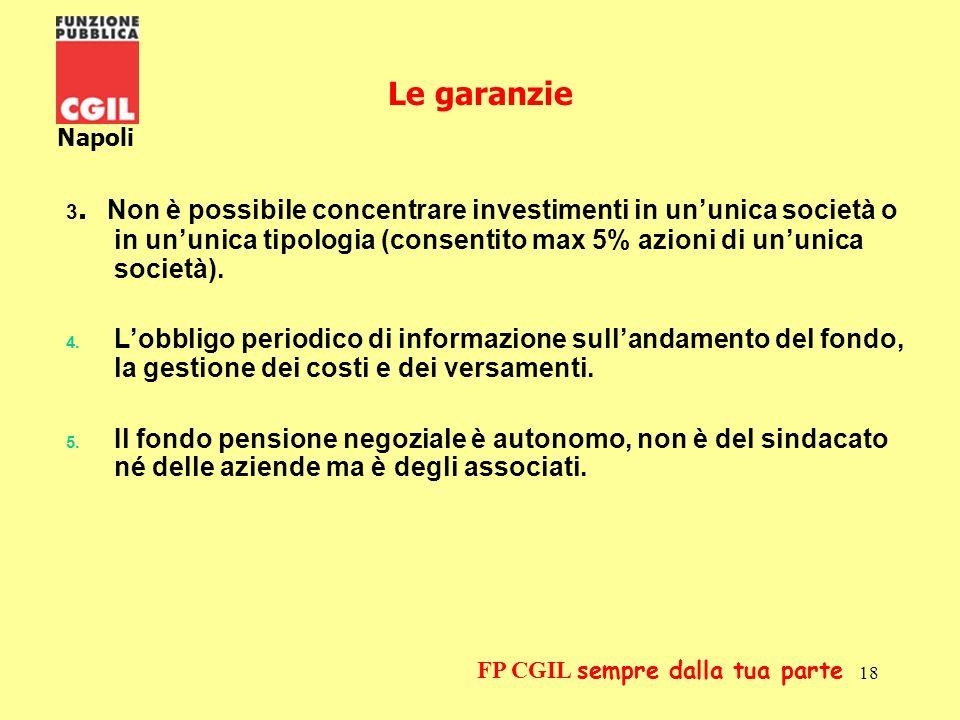 19 Napoli FP CGIL sempre dalla tua parte E raggiunta letà pensionabile…..