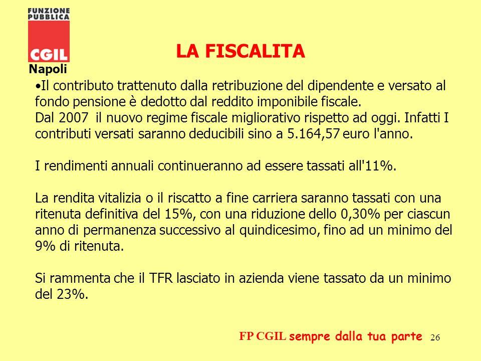 27 Napoli FP CGIL sempre dalla tua parte COVIP Lorganismo che vigila sui fondi è la CO.VI.P (Commissione di Vigilanza sui fondi Pensione) Nata nel 1993 svolge attività rivolte alla trasparenza e al corretto funzionamento del sistema dei fondi pensione, nonché assicura i più elevati livelli di copertura previdenziale.