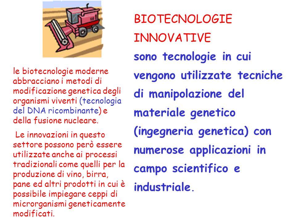 LAGRICOLTURA BIOLOGICA impiega: 1.