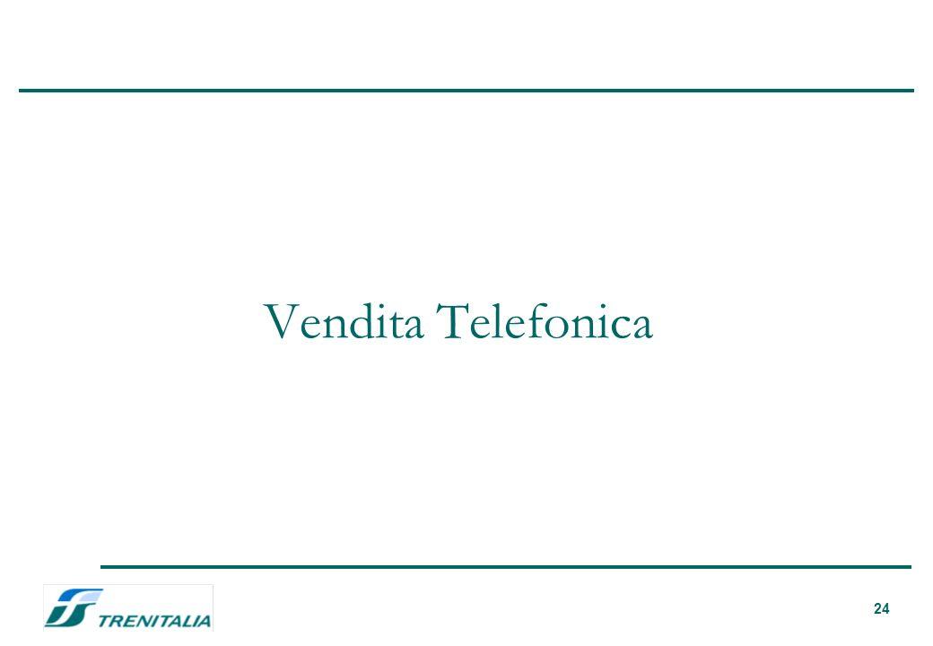 24 Vendita Telefonica