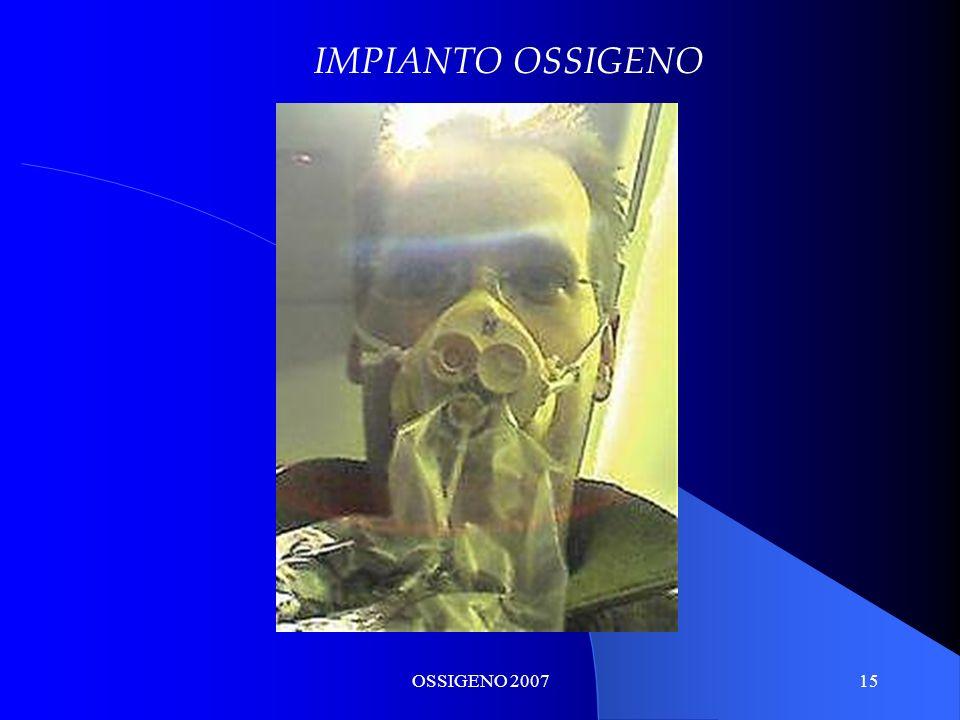 OSSIGENO 200715 IMPIANTO OSSIGENO