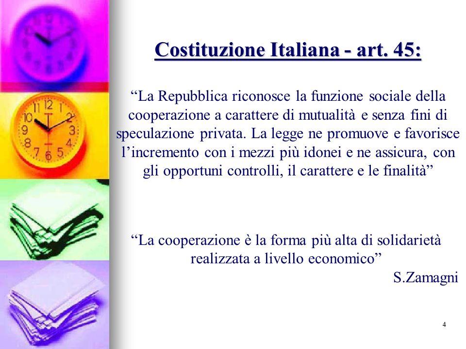 4 Costituzione Italiana - art.