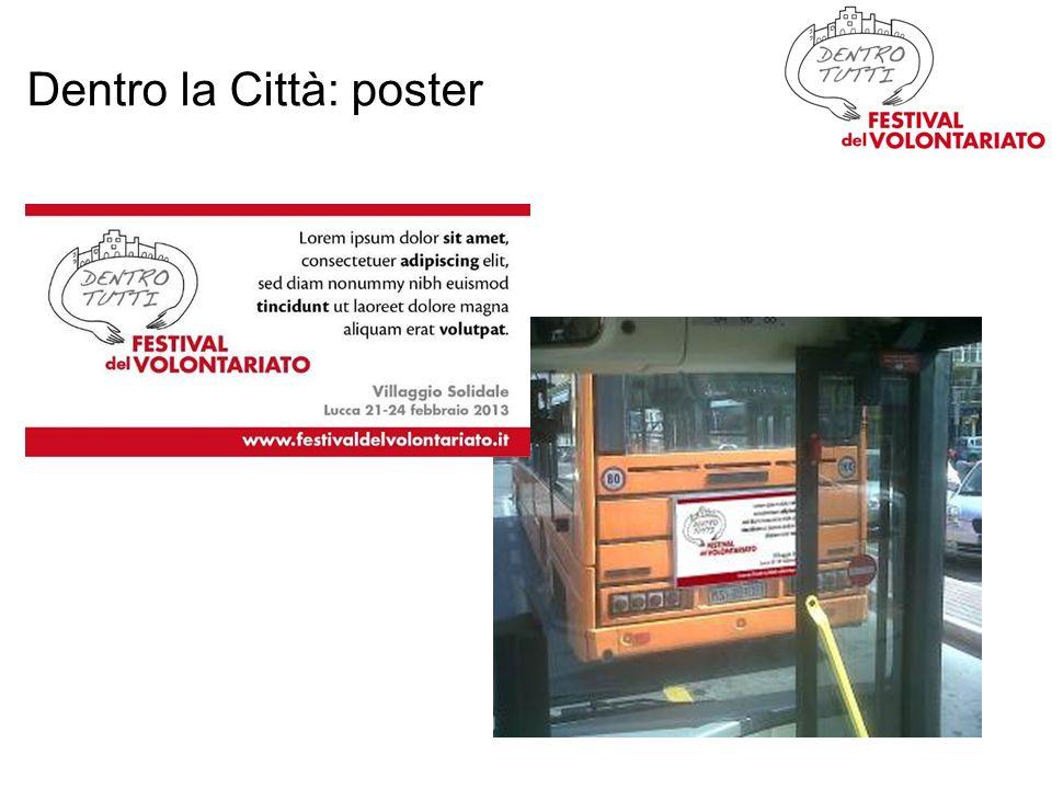 Dentro la Città: poster