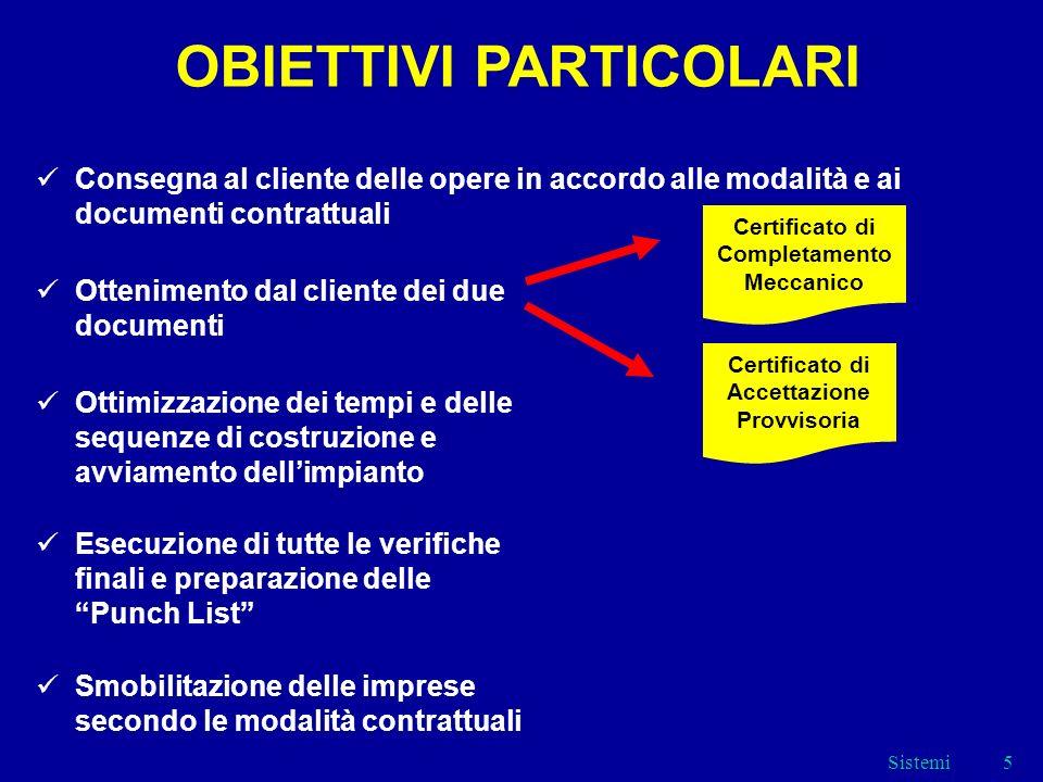 Sistemi16 PROGRAMMAZIONE E CONTROLLO TURBOGAS