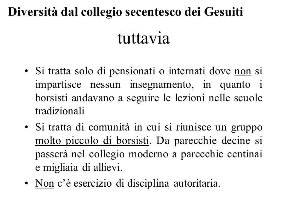 QUALE LATENZA È SOTTESA AL MODELLO PEDAGOGICO DELLEMILIO.