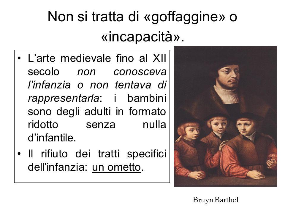Nel Medioevo non cè differenza terminologica; si usa adolescente per il ragazzo cresciuto che a volte da pensiero, che è sulla cattiva strada.
