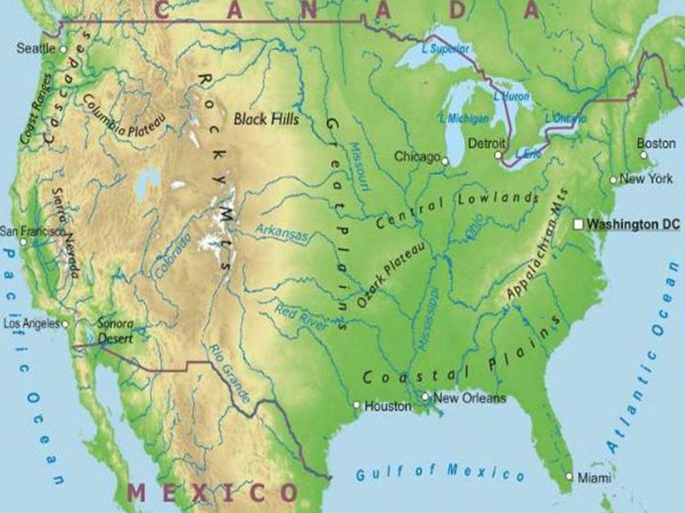 La terza grande megalopoli statunitense si è sviluppata sulle coste della California.