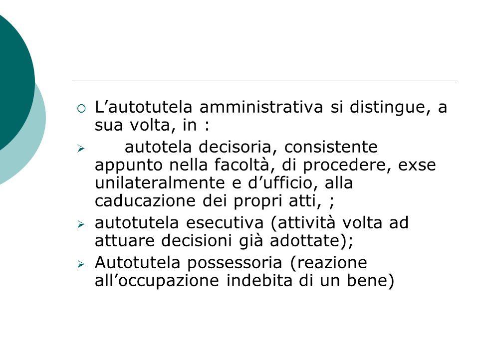 Le figure di convalescenza e conservazione Rettificazione; Ratifica; Convalida; Sanatoria Consolidazione Acquiescenza; Conversione; Conferma