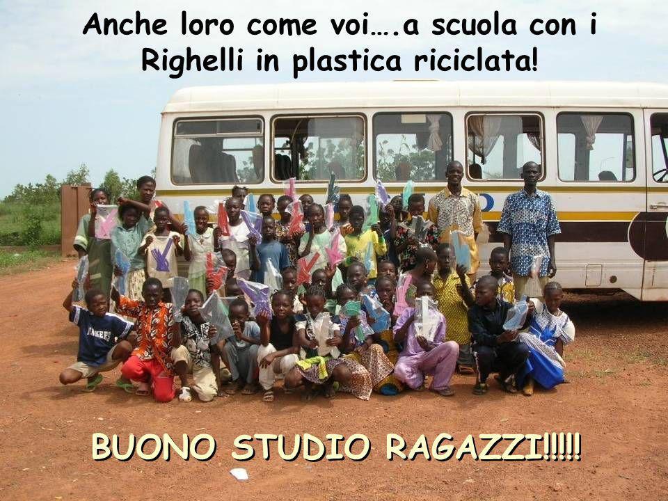 Anche loro come voi….a scuola con i Righelli in plastica riciclata! BUONO STUDIO RAGAZZI!!!!!