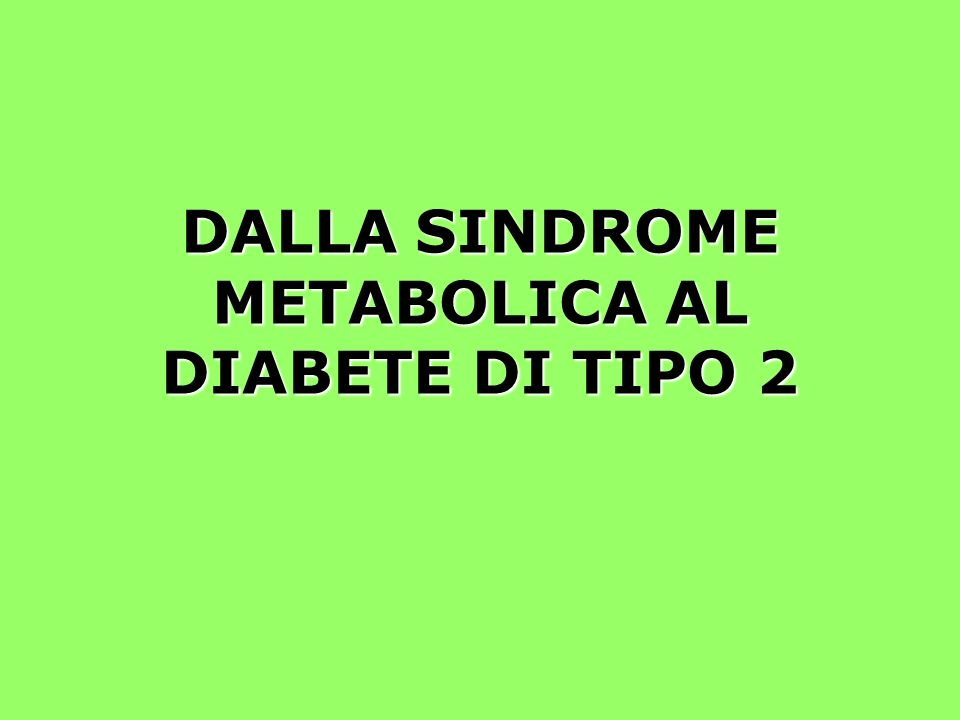 RICERCHE NAZIONALI Is a long-term aerobic plus resistence training program feasible for and effective on metabolic profiles in type 2 diabetic patients.