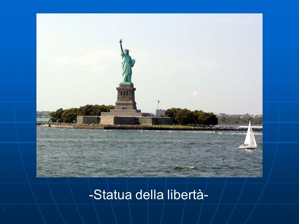 -Statua della libertà-