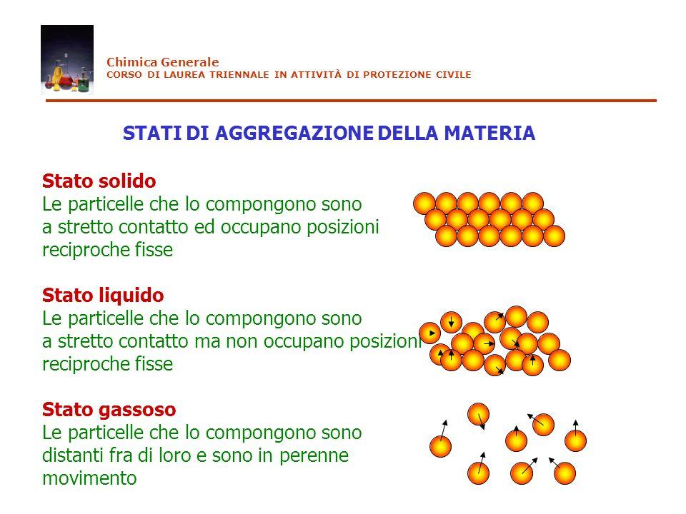 Il diagramma di stato dellacqua Il diagramma di stato dellacqua mostra alcune anomalie se paragonato al caso generico appena discusso.