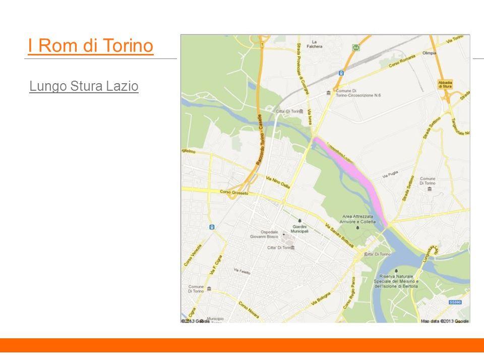 12 I Rom di Torino Lungo Stura Lazio