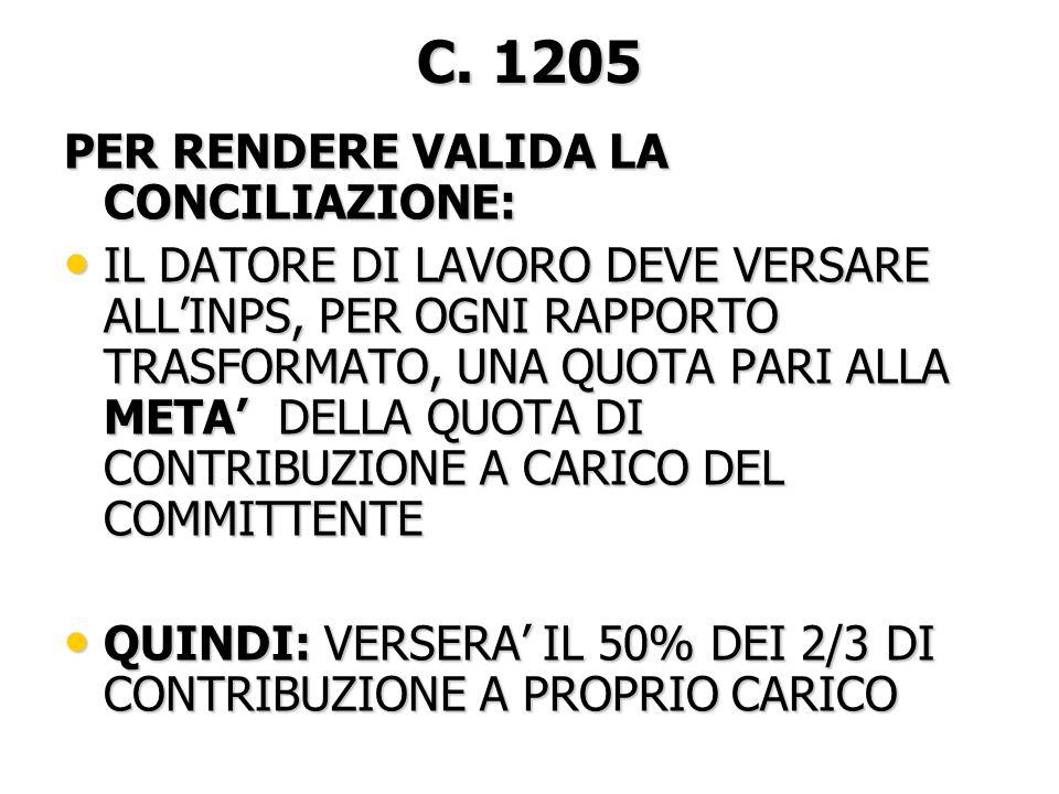 ESEMPIO DI CALCOLO DEL CONTRIBUTO STRAORDINARIO: ANNO 2006, COMPENSO CORRISPOSTO.