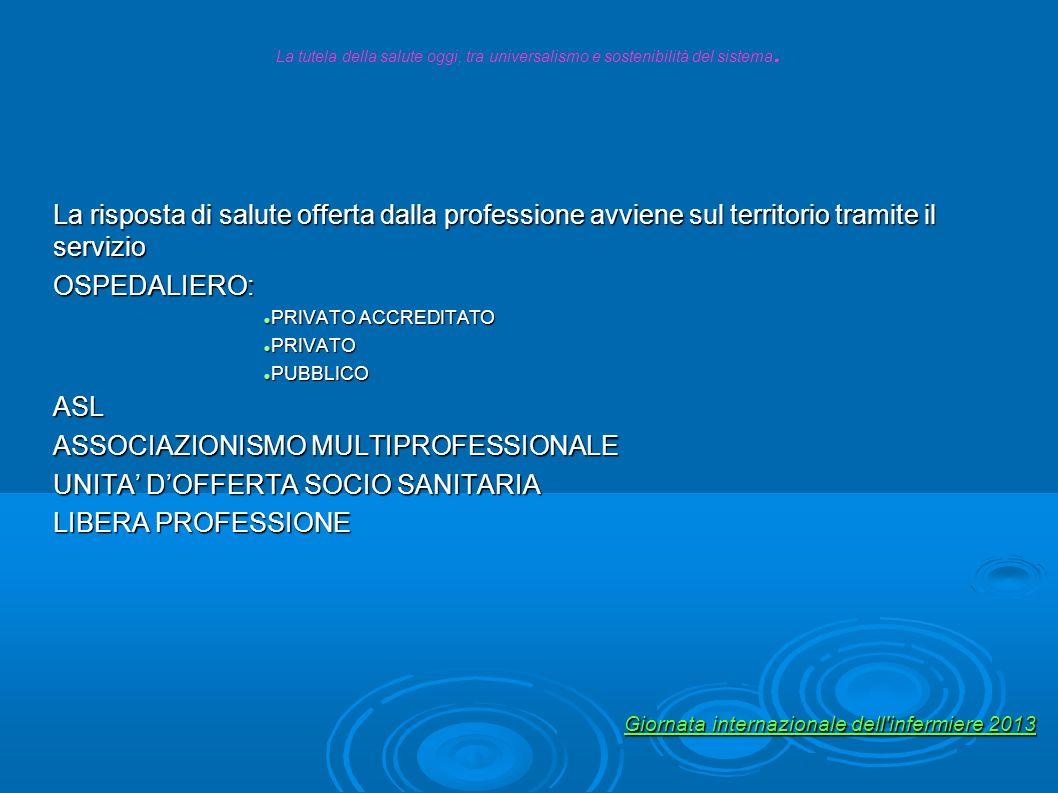 ASL: DIPARTIMENTO ATTIVITA SOCIO SANITARIE INTEGRATE: CEAD centro Assistenza Domiciliare.