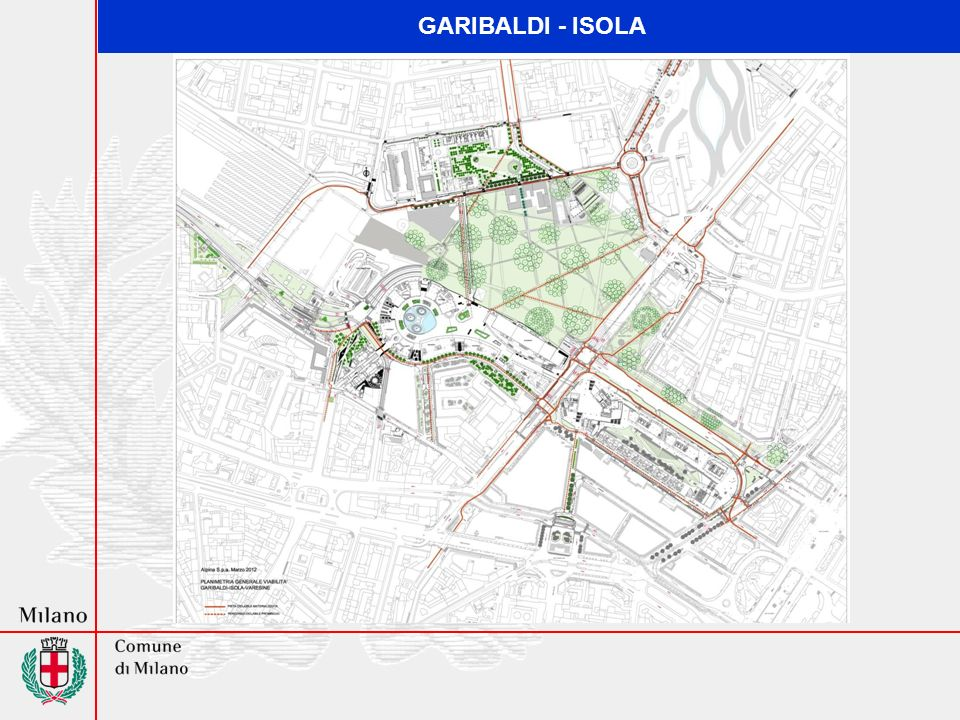 GARIBALDI - ISOLA
