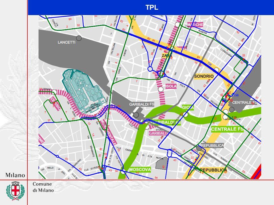 Sono allo studio diverse ipotesi di riorganizzazione del servizio di superficie conseguente lapertura della prima tratta di M5 tra Bignami e Garibaldi.