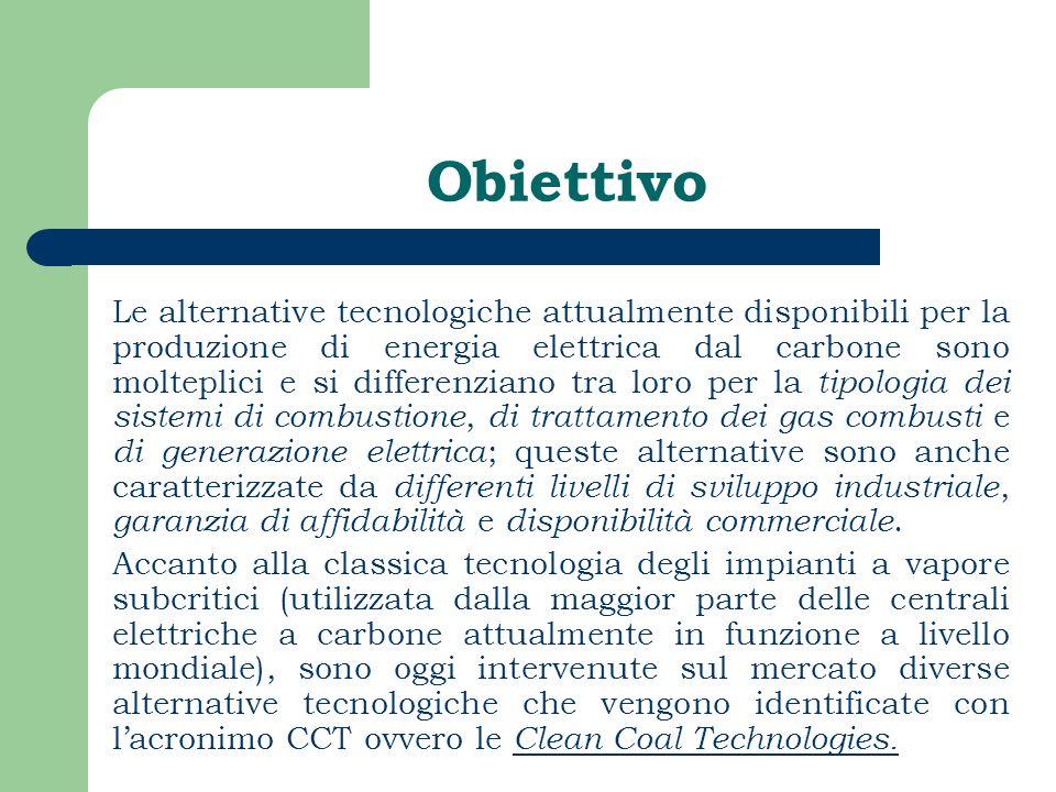 CONSIDERAZIONI SULLE DIVERSE ALTERNATIVE IMPIANTISTICHE TRATTATE 8.