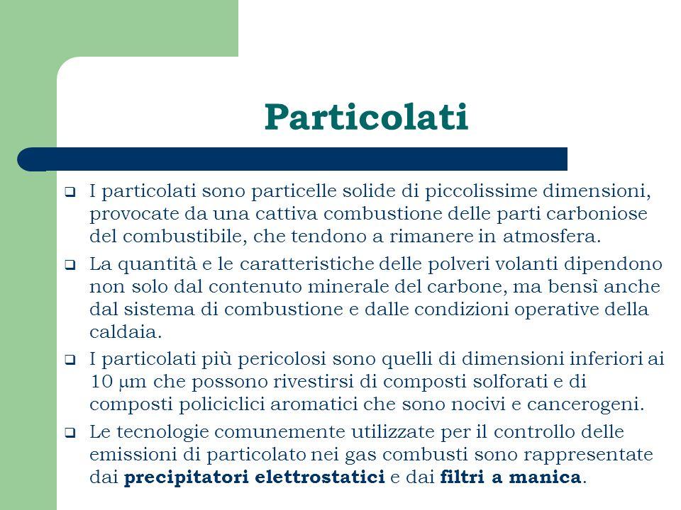 CONSIDERAZIONI SULLE DIVERSE ALTERNATIVE IMPIANTISTICHE TRATTATE 3.