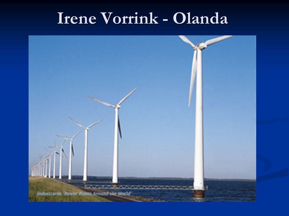 Irene Vorrink - Olanda