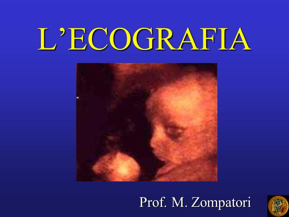 LECOGRAFIA Prof. M. Zompatori