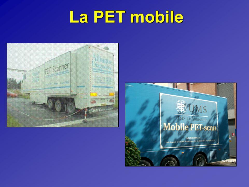 La PET mobile