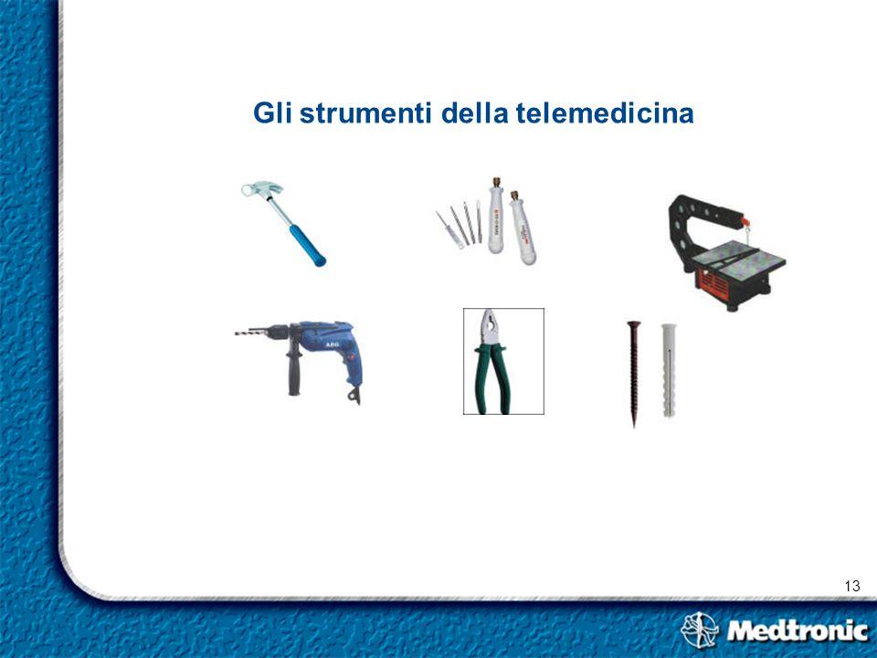 13 Gli strumenti della telemedicina