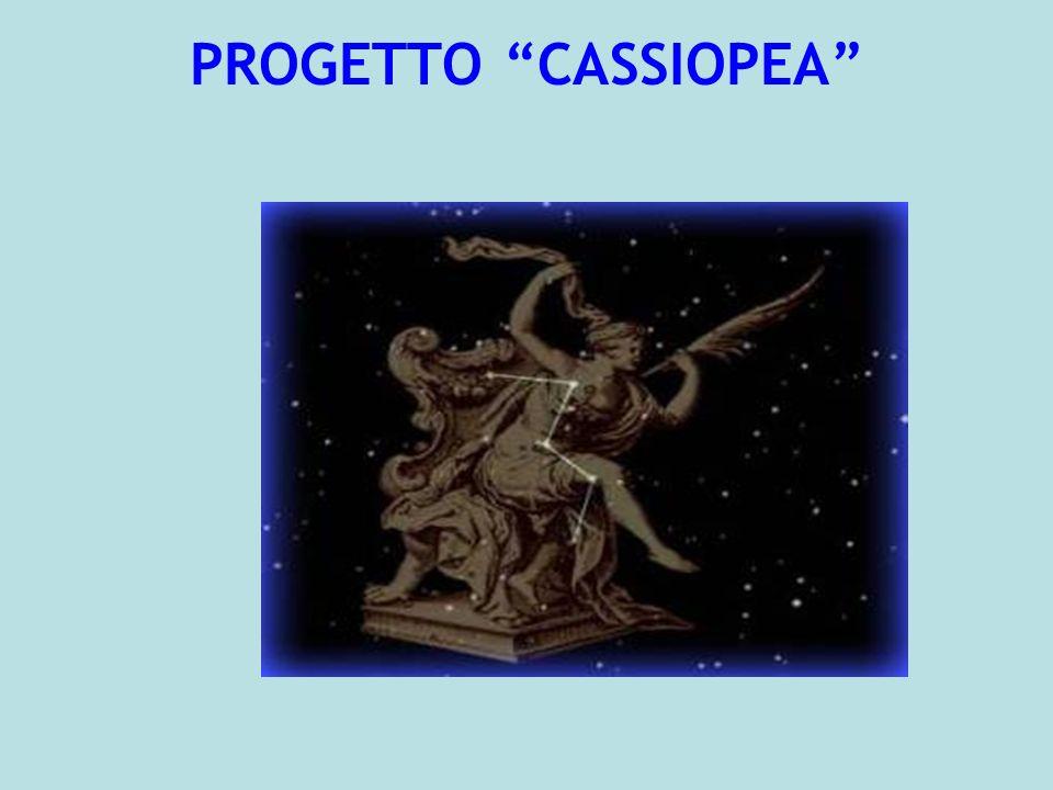 PROGETTO CASSIOPEA