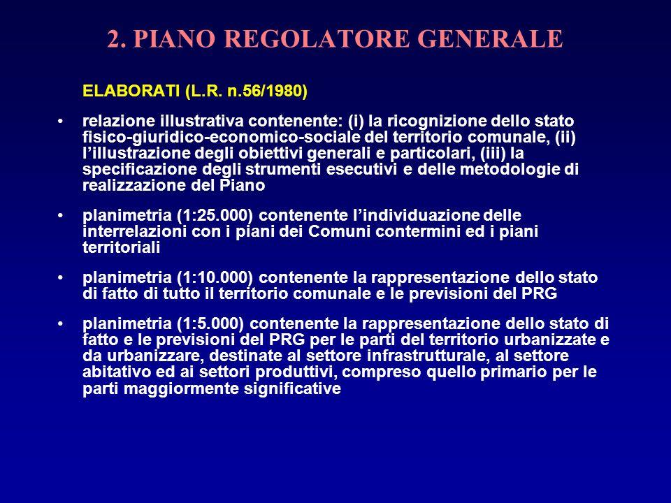 2.PIANO REGOLATORE GENERALE ELABORATI (L.R.