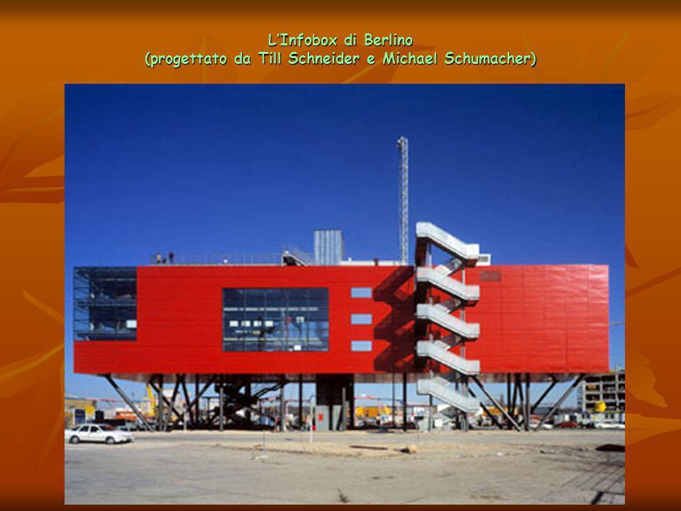 LInfobox di Berlino (progettato da Till Schneider e Michael Schumacher)