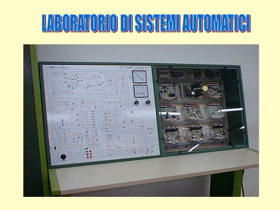 In questo laboratorio accedono gli studenti di elettronica ed elettrotecnica