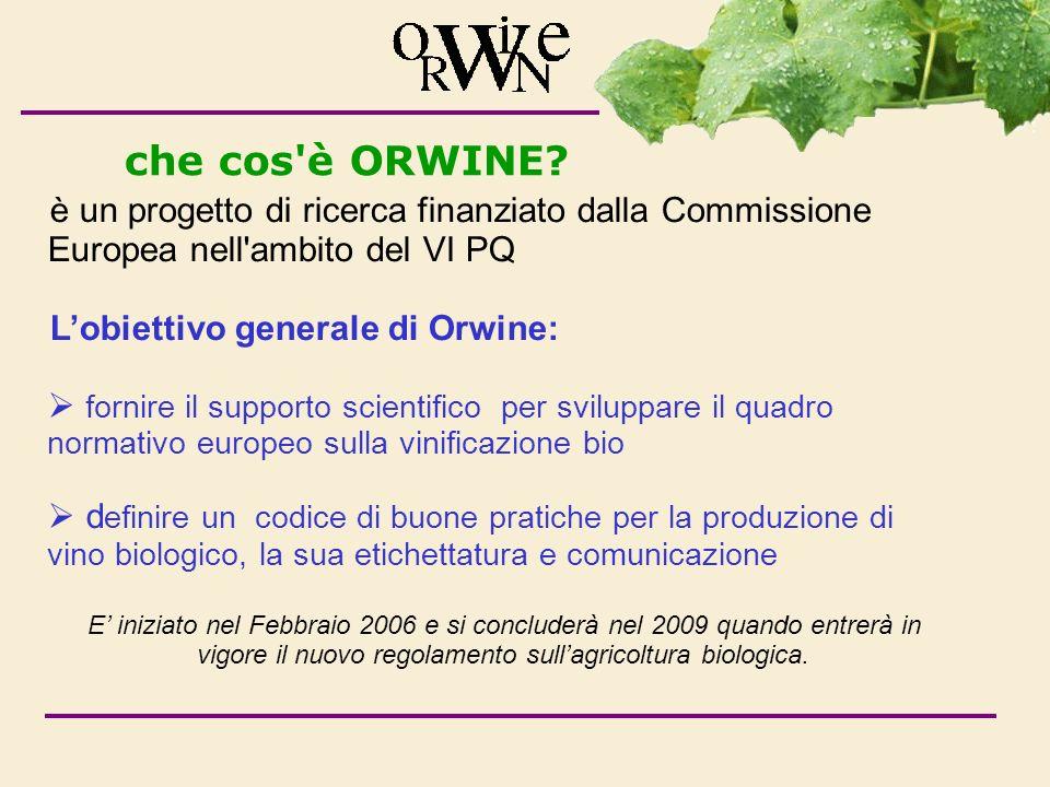 che cos è ORWINE.