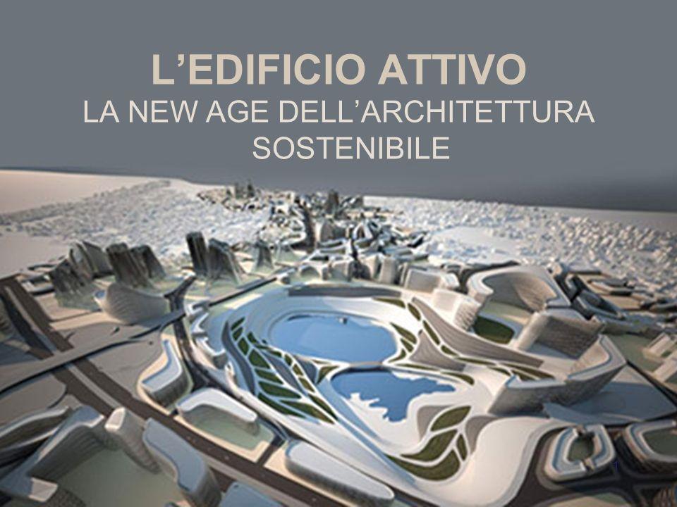 LEDIFICIO ATTIVO LA NEW AGE DELLARCHITETTURA SOSTENIBILE 1