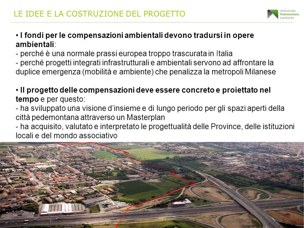 I fondi per le compensazioni ambientali devono tradursi in opere ambientali: - perché è una normale prassi europea troppo trascurata in Italia - perch