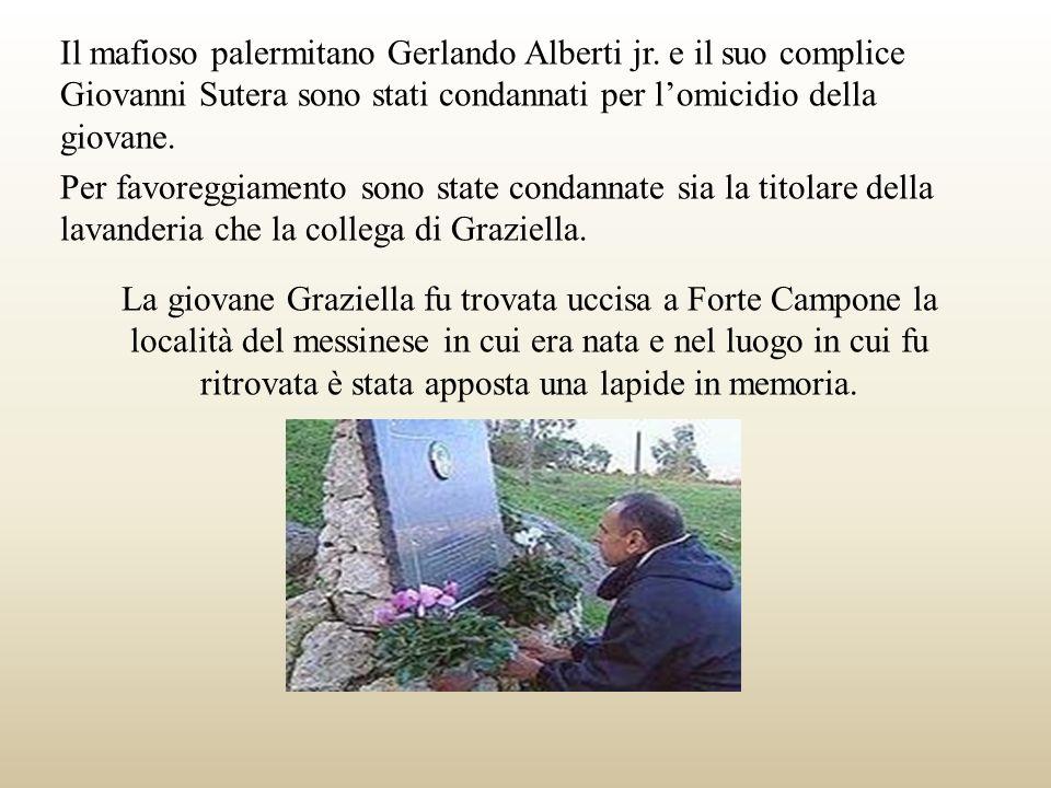Il mafioso palermitano Gerlando Alberti jr.