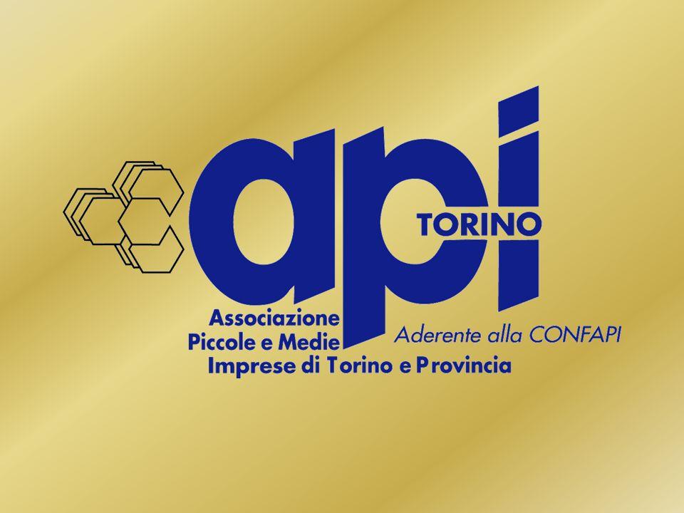 Costituita nel 1949, API Torino conta quasi 3.200 aziende associate e una forza lavoro complessiva di circa 65.000 addetti.