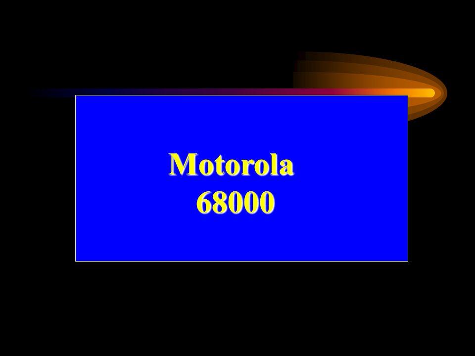 Motorola68000