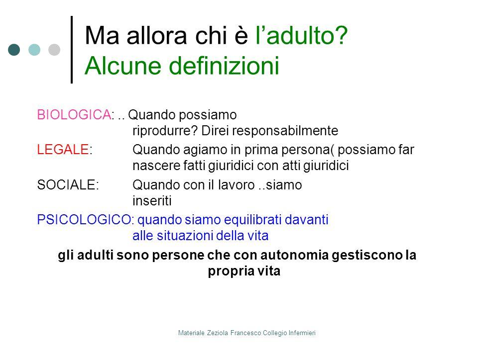 Materiale Zeziola Francesco Collegio Infermieri Chi eroga responsabilmente formazione DEVE 1.