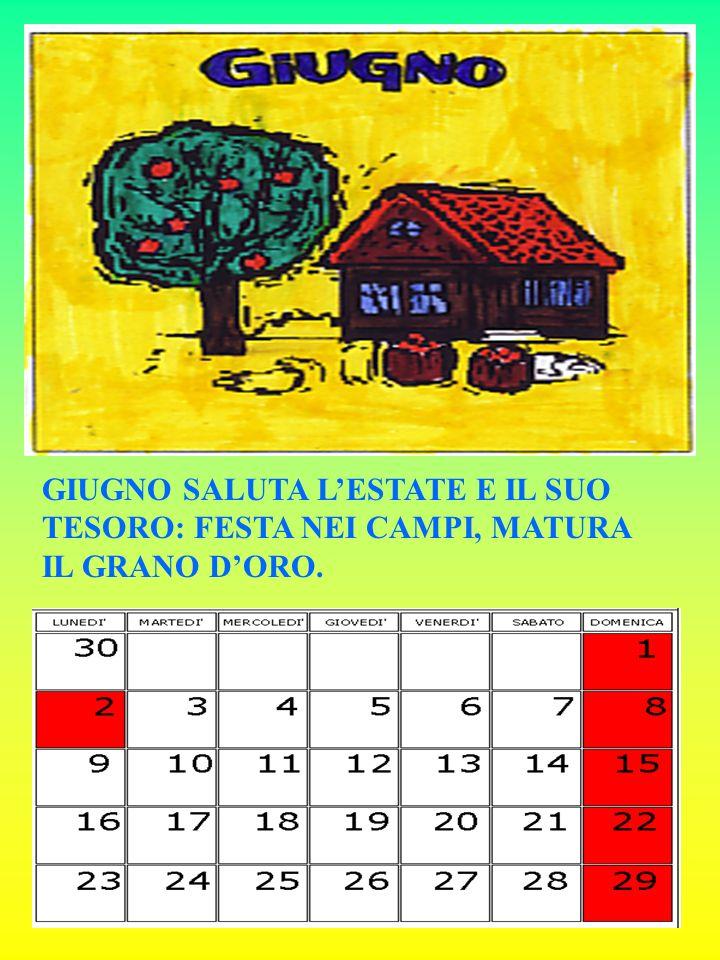LUGLIO, CHE CALDO, È ORA DI PARTIRE: MARE O MONTAGNA, VACANZE A NON FINIRE.