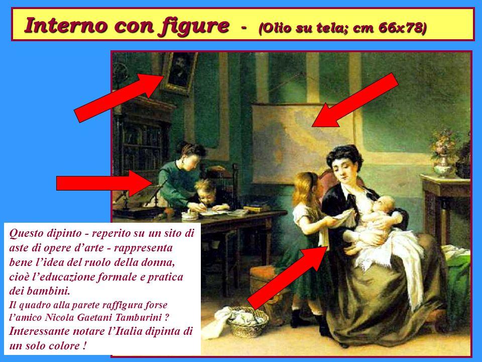 Autoritratto ( Olio – Comune di Ascoli Piceno)