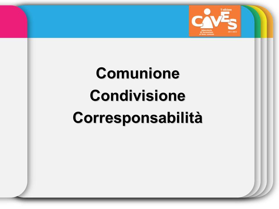 ComunioneCondivisioneCorresponsabilità