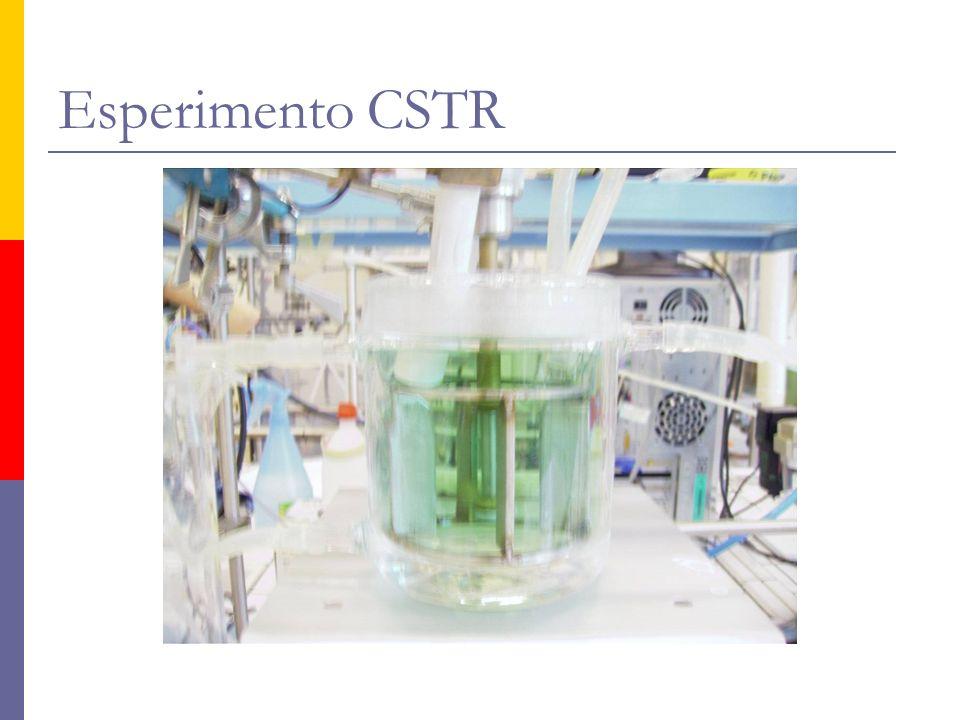 Esperimento CSTR