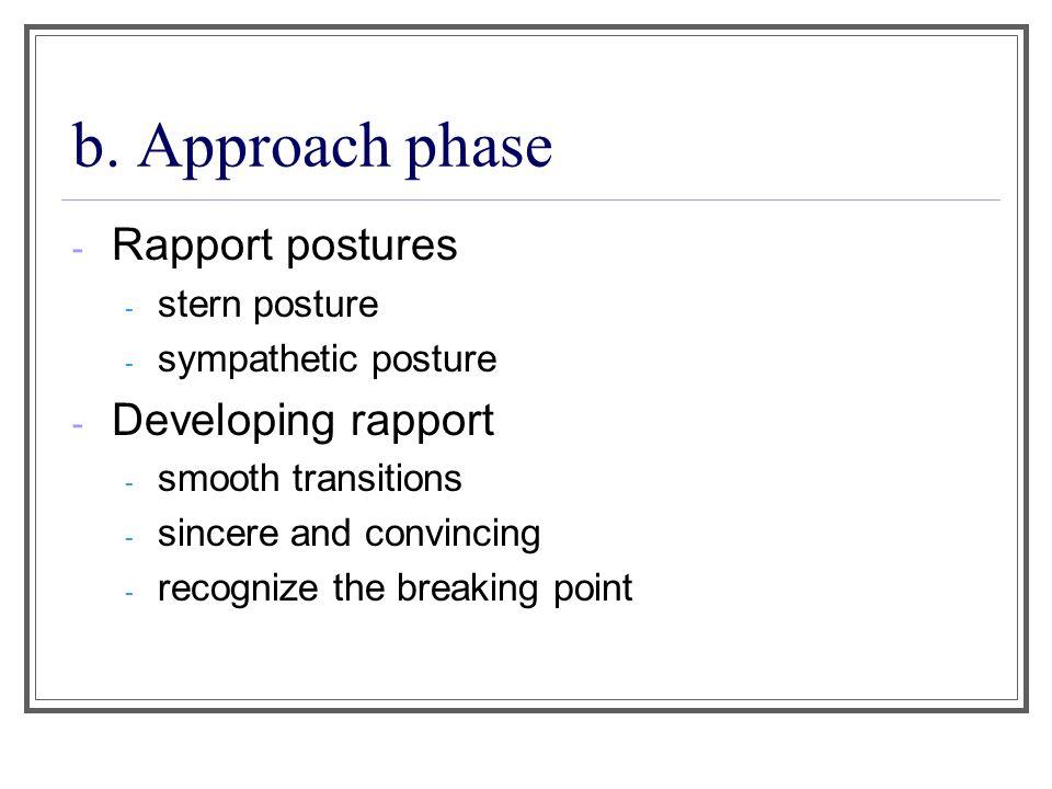 - Interpretation methods - Simultaneous - Alternate - Interpreter briefing - Conduct the interrogation