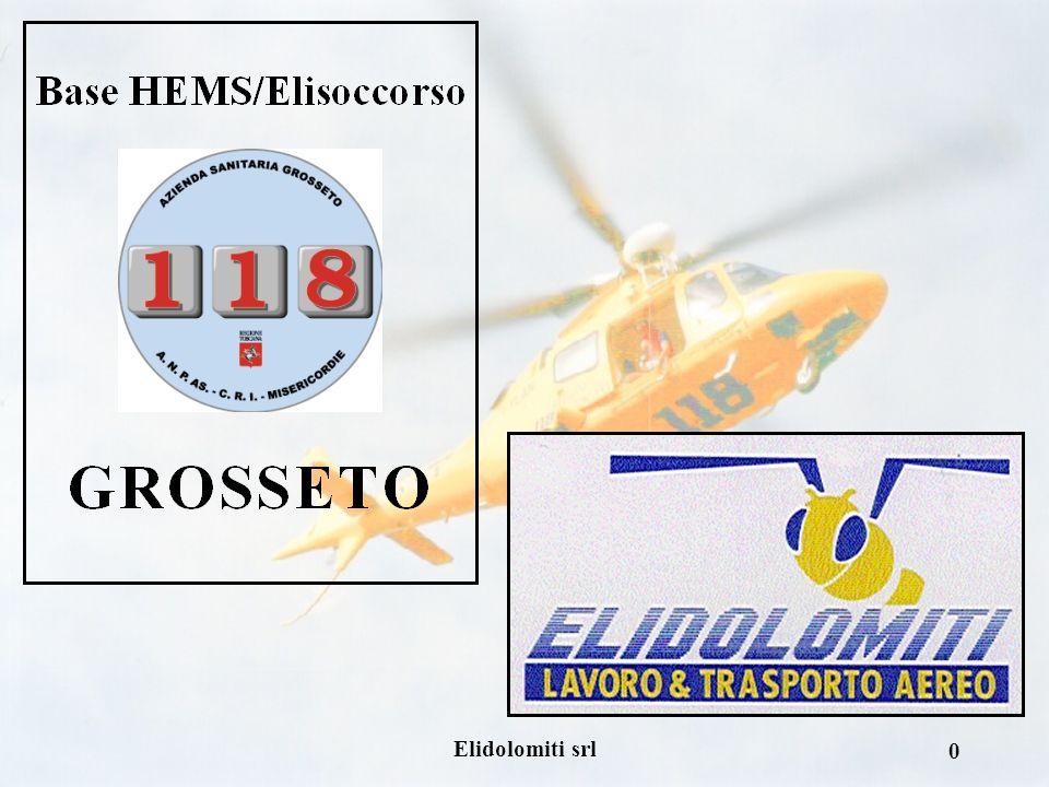Elidolomiti srl 40 Non accendere fuochi nella zona datterraggio.