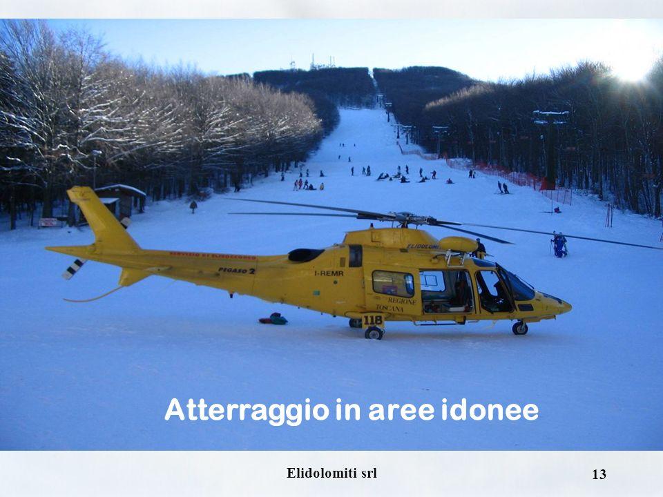 Elidolomiti srl 12 Atterraggio in aree idonee