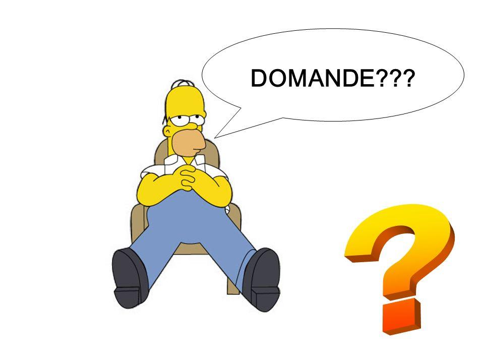 DOMANDE???
