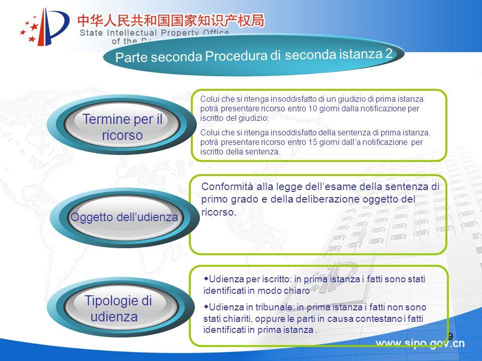 99 Conformità alla legge dellesame della sentenza di primo grado e della deliberazione oggetto del ricorso. Udienza per iscritto: in prima istanza i f
